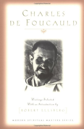 Charles de Foucauld Writings Selected with an Introduction by Robert Ellsberg N/A edition cover