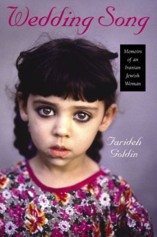 Wedding Song Memoirs of an Iranian Jewish Woman N/A edition cover