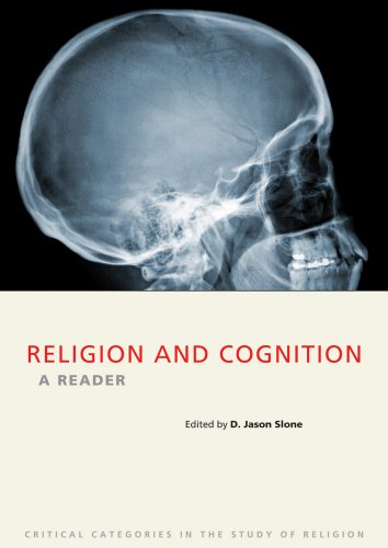 Religion and Cognition A Reader  2006 edition cover