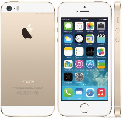 Apple iPhone 5s - 64GB - Gold (AT&T) product image