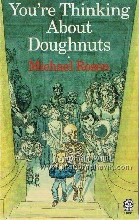 You're Thinking about Doughnuts   1988 edition cover