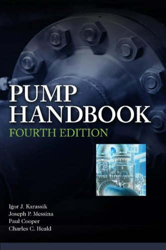 Pump Handbook  4th 2008 (Revised) edition cover