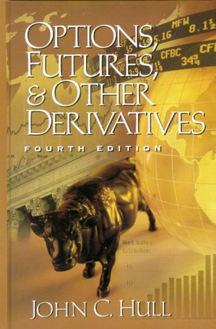 Options, Futures and Other Derivatives  4th 2000 edition cover