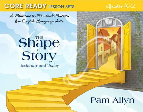 Shape of Story Yesterday and Today  2014 edition cover