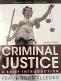 CRIMINAL JUSTICE:BRIEF INTRO.>ANNOT<    N/A 9780133814446 Front Cover