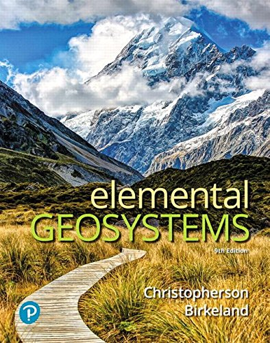 Elemental Geosystems:   2018 9780134817446 Front Cover