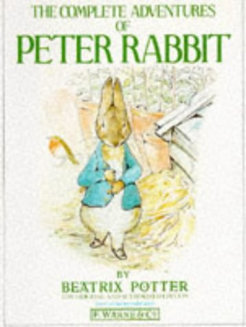 Complete Adventures of Peter Rabbit   1984 edition cover