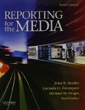 Reporting for the Media  10th edition cover