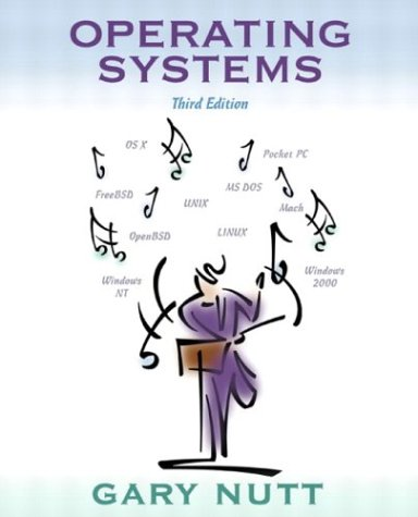 Operating Systems  3rd 2004 (Revised) edition cover