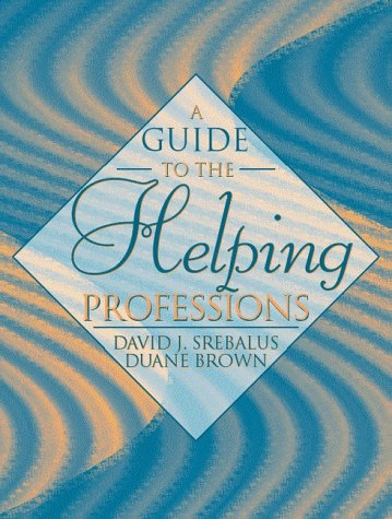 Guide to the Helping Professions   2001 edition cover