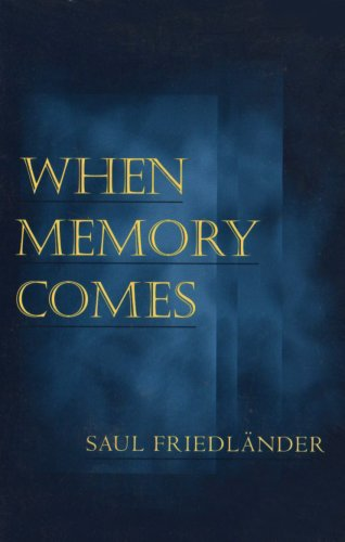 When Memory Comes   2003 edition cover