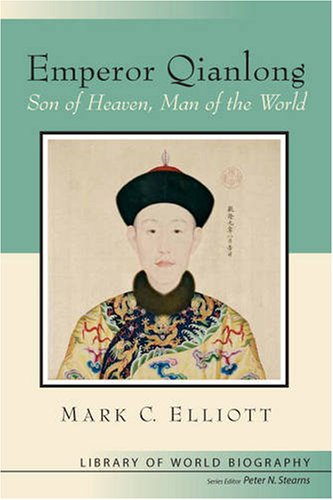Emperor Qianlong Son of Heaven, Man of the World  2010 edition cover