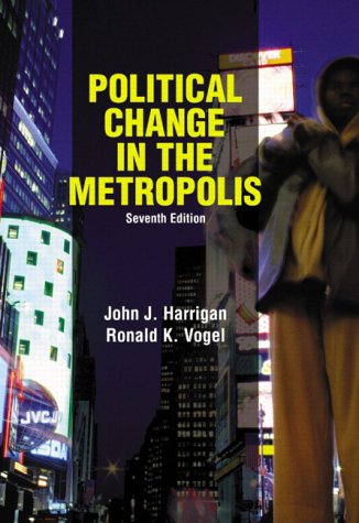 Political Change in the Metropolis  7th 2003 edition cover