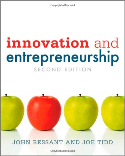 Innovation and Entrepreneurship  2nd 2011 edition cover