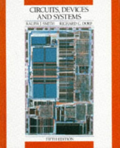 Circuits, Devices and Systems  5th 1992 (Revised) edition cover