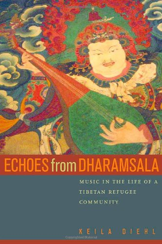 Echoes from Dharamsala Music in the Life of a Tibetan Refugee Community  2001 edition cover