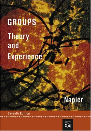 Groups Theory and Experience 7th 2004 edition cover