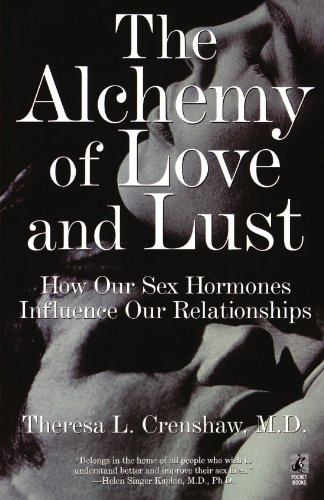 Alchemy of Love and Lust   1997 9780671004446 Front Cover