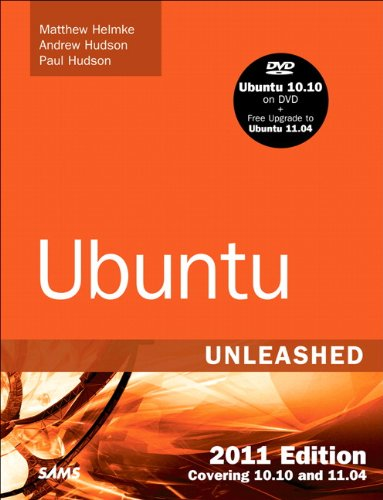 Ubuntu Unleashed 2011 Covering 10. 10 and 11. 04 6th 2011 edition cover
