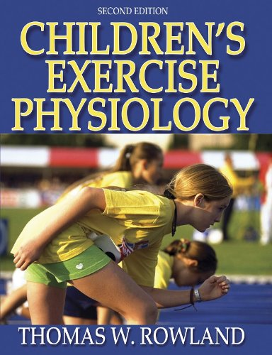 Children's Exercise Physiology  2nd 2005 (Revised) edition cover