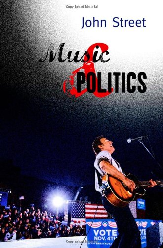 Music and Politics   2011 edition cover