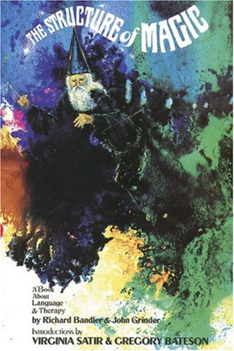 Structure of Magic   1975 edition cover