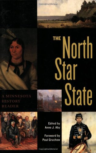 North Star State A Minnesota History Reader  2002 edition cover