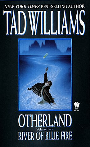 Otherland: River of Blue Fire   1998 9780886778446 Front Cover