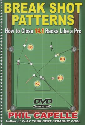 Break Shot Patterns How to Close 14. 1 Racks Like a Pro  2011 edition cover