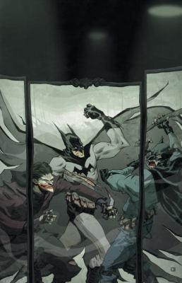 Batman - Imposters   2011 9781401231446 Front Cover