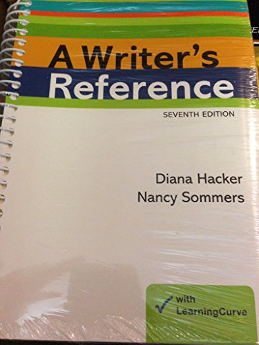 WRITER'S REFERENCE-W/ACCESS >CUSTOM<    N/A edition cover