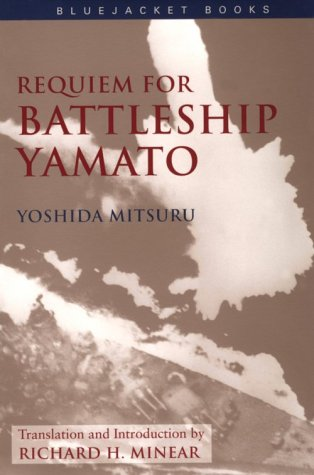 Requiem for Battleship Yamato  N/A edition cover