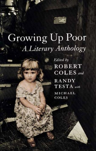 Growing up Poor A Literary Anthology  2002 edition cover