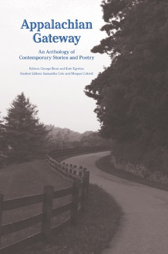 Appalachian Gateway An Anthology of Contemporary Stories and Poetry  2013 edition cover