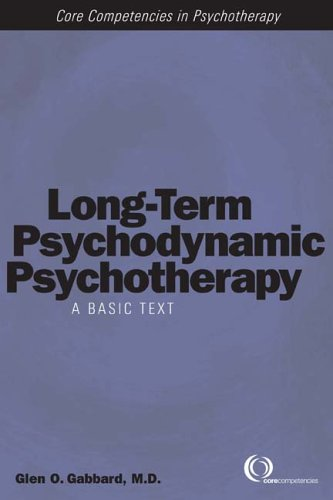 Long-Term Psychodynamic Psychotherapy A Basic Text  2004 edition cover