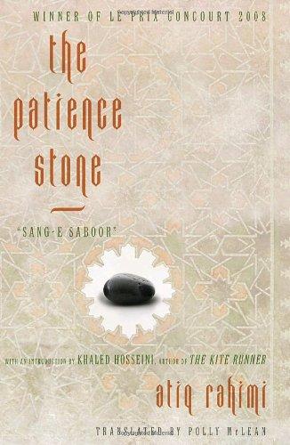 Syngu� Sabour: Pierre de Patience   2010 edition cover