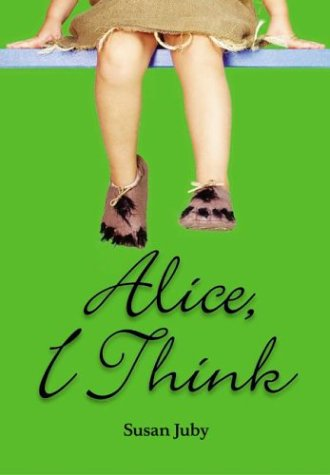 Alice, I Think   2003 9780060515447 Front Cover
