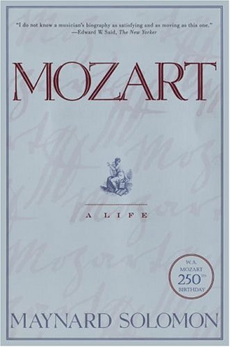 Mozart A Life N/A edition cover