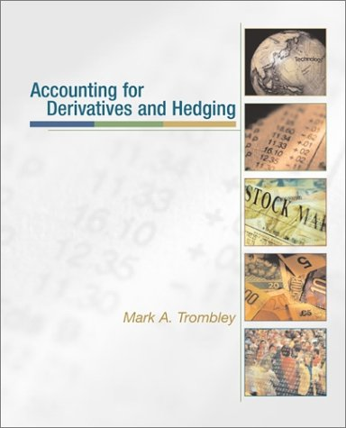 Accounting for Derivatives and Hedging   2003 edition cover