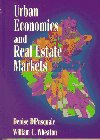 Urban Economics and Real Estate Markets  1st 1996 edition cover