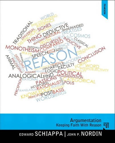 Argumentation Keeping Faith with Reason  2014 edition cover