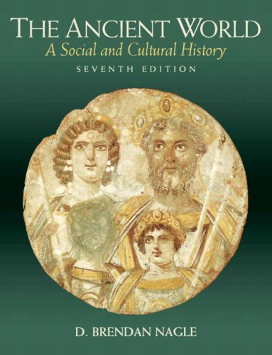 Ancient World A Social and Cultural History 7th 2010 edition cover