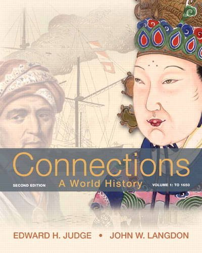 Connections A World History, Volume 1 2nd 2012 (Revised) edition cover