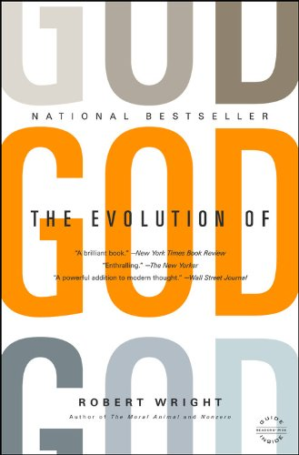 Evolution of God  N/A edition cover