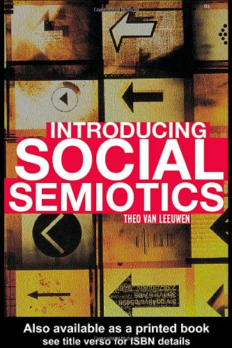 Introducing Social Semiotics An Introductory Textbook  2004 edition cover
