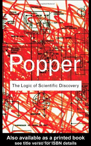 Logic of Scientific Discovery  2nd 2002 (Revised) edition cover