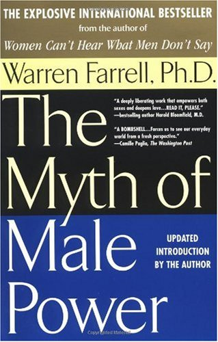 Myth of Male Power   2001 edition cover