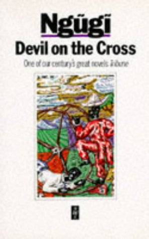 Devil on the Cross   1987 edition cover