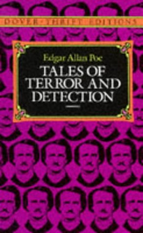 Tales of Terror and Detection  Unabridged  edition cover