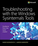 Troubleshooting with the Windows Sysinternals Tools  2nd 2017 9780735684447 Front Cover